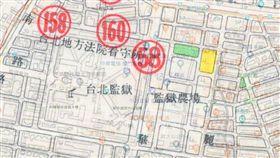 (圖/取自台北市百年歷史地圖網站)