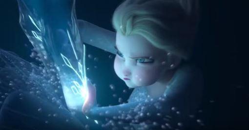 冰雪奇緣2 影片截圖