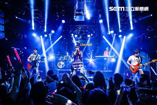 八三夭演唱會宣傳 照片 JUSTLIVE 就是現場提供