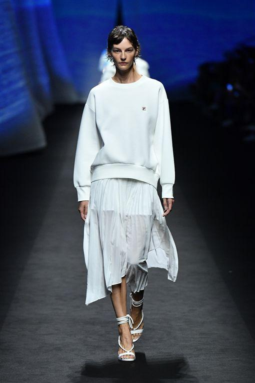 日本超新星木村光希與時尚超模Yasmin首度合體 偕FILA二度榮登米蘭時尚週展示2020春裝