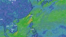0925氣流場動態分析圖_圖/氣象局