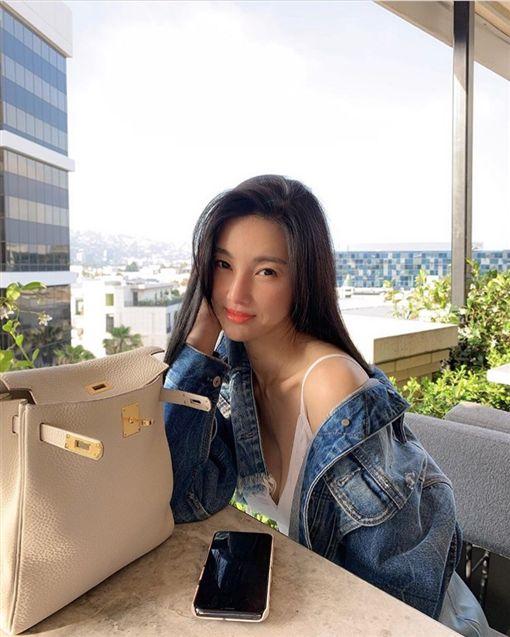 孫瑩瑩 圖/翻攝自IG
