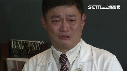 男嬰夭折…診所遭灑冥紙 醫師出面淚崩:也曾失去雙胞胎女兒