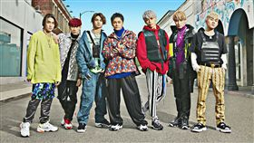 ▲日本男子團體「BALLISTIK BOYZ」。(圖/webtvasia提供)