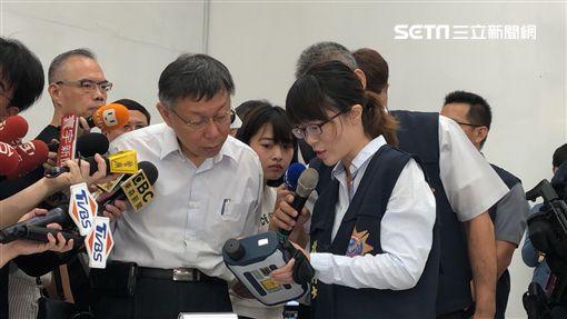 台北市刑警大隊破獲海洛因跨國販毒集團(楊忠翰攝)