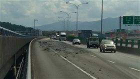 台北市,國道,廢土,聯結車,罰單,重罰