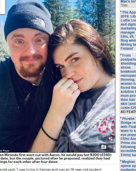 乾爹,美國,少女,結婚,糖爹,金援https://www.dailymail.co.uk/femail/article-7494277/Woman-20-marries-sugar-daddy-arrangement-turned-real-love.html