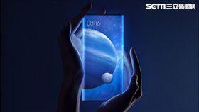 小米,5G,環繞螢幕,概念手機,MIX Alpha