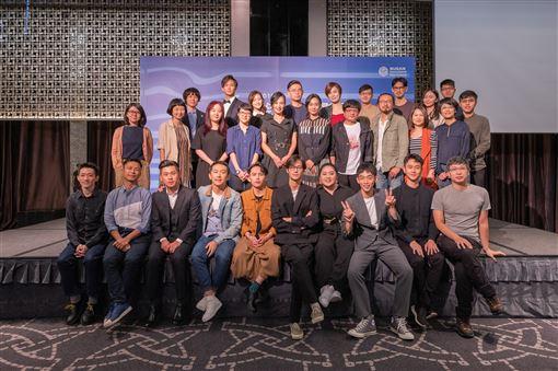 釜山影展行前記者會 國家電影中心提供
