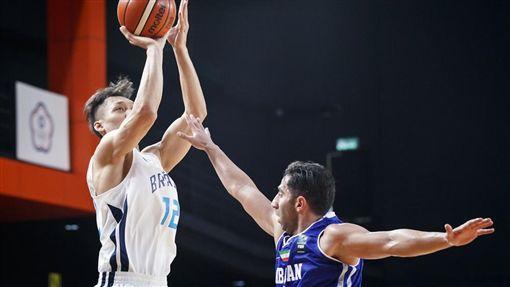 林志傑。(圖/取自FIBA官網)