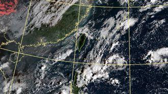 米塔颱風恐生成!吳德榮揭降雨熱區