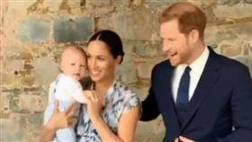 英國,皇室,哈利,小王子,南非。(圖/翻攝自sussexroyal IG)