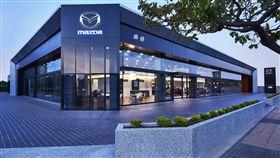 ▲Mazda南台中展示中心(圖/Mazda提供)