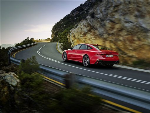 ▲Audi RS7 Sportback。(圖/翻攝網站)