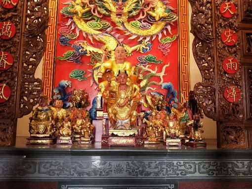 社子威靈廟