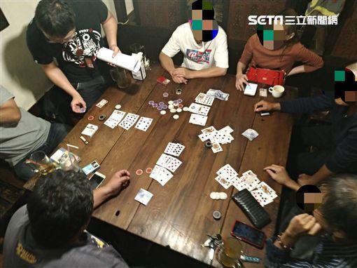 新北市,三重,賭場,泡沫紅茶店,賭博罪嫌,賭博圖利,