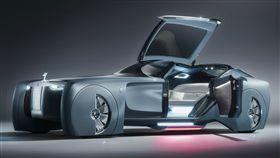 ▲Rolls-Royce 103EX概念車。(圖/Rolls-Royce提供)