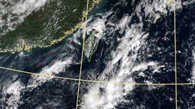 秋颱「米塔」要生成了?最新路徑曝光 雨襲台灣到月底 圖/中央氣象局