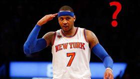 NBA/傳籃網想簽「前尼克小前鋒」 NBA,布魯克林籃網,紐約尼克,Carmelo Anthony,Lance Thomas 翻攝自推特