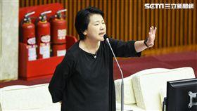 台北市議員黃珊珊。 (圖/記者林敬旻攝)