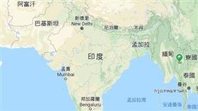 印度,巴基斯坦,克什米爾,陷入緊張,軍演,防止突擊(圖/Google Map )