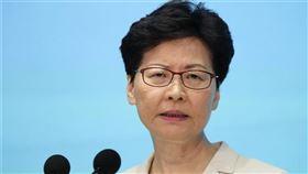 香港,反送中,林鄭月娥,紐約時報,仍有未來(圖/中央社)