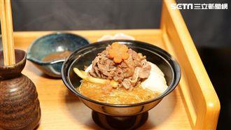 平價牛肉壽喜燒丼 竟有專人桌邊料理