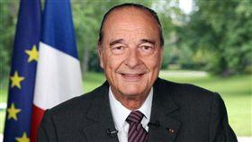 法國前總統席哈克(Jacques Chirac) https://twitter.com/FRANCE24/status/1177170089419755521
