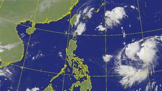 米塔颱風今恐成形 吳德榮曝未來路徑