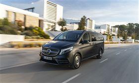 ▲Mercedes-Benz The new V-Class。(圖/Mercedes-Benz提供)