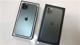 (16:9)iPhone 11開箱,綠色是原諒的顏色 圖/翻攝自mobile01