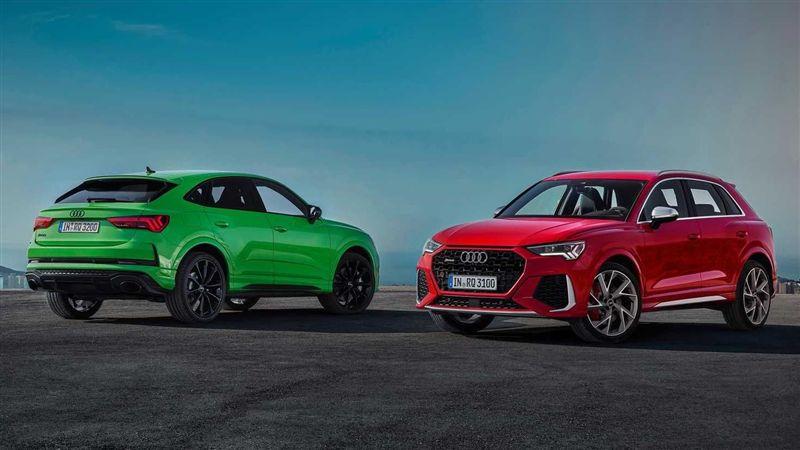 奧迪RS高性能車款再推新作品 RS Q3雙車型同步登場