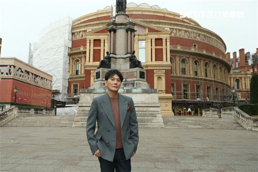 張信哲未來式英國站 9/27 皇家阿爾伯特音樂廳  照片提供:潮水音樂