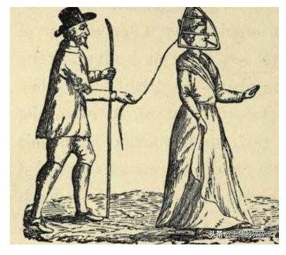 刑具,貞操帶,乳房鉗,潑婦韁繩,苦刑梨(圖/翻攝網路)