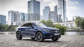 ▲The new Mercedes-Benz GLC車系。(圖/Mercedes-Benz提供)