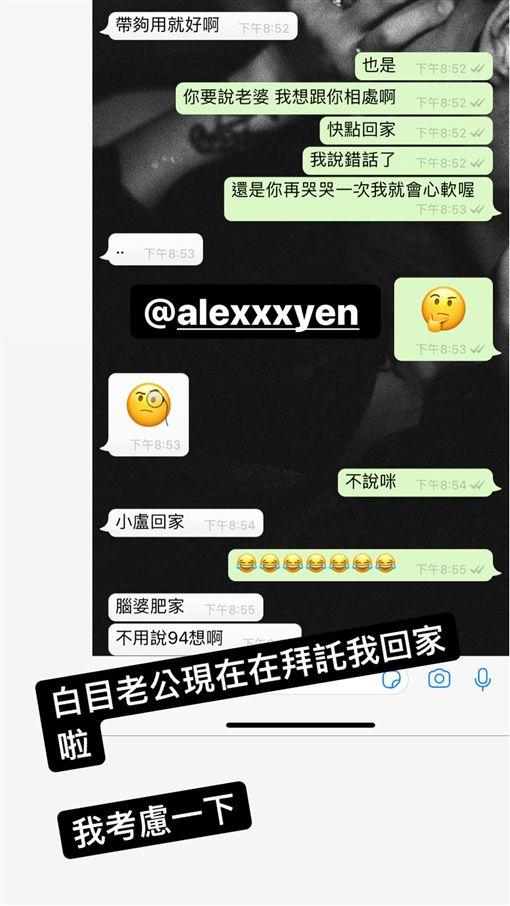陳艾琳 Alex 圖/IG