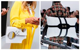 巴黎時裝周品牌 off-white chloe gucci (翻攝IG)