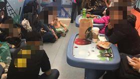 火車,親子車廂,台鐵,(圖/翻攝自爆怨公社)