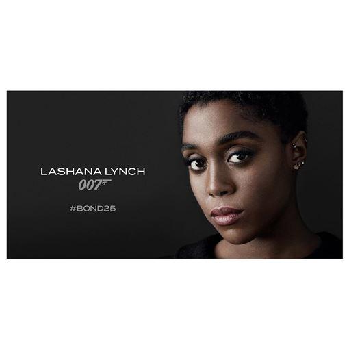 丹尼爾克雷格( Daniel Craig ) 主演,這一拍就是十幾年,而今年第25部《007:生死交戰》結束之後,「詹姆士龐德」的代號007也宣告要卸下重任,將由黑人女星莎娜林奇(Lashana Lynch)接替演出  IG