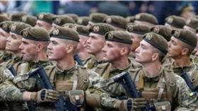 烏克蘭軍隊、軍人、士兵(圖/翻攝自Сухопутні війська ЗС України臉書)