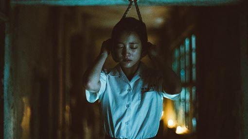 女星王淨(圖)在國片「返校」中飾演女主角。(圖/中央社/影一製作所股份有限公司提供)