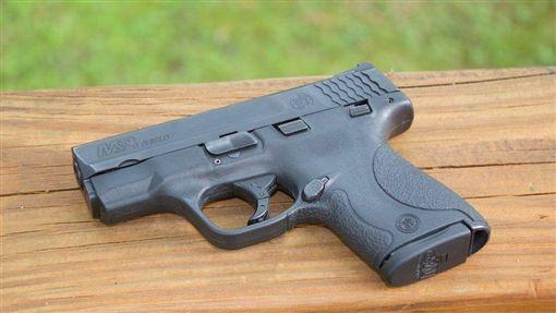 玩具槍,手槍(圖/翻攝自pixabay)