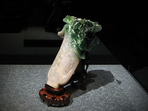翠玉白菜(圖/維基百科)