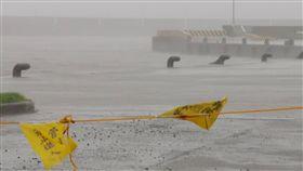 宜蘭烏石港,米塔颱風,宜蘭民眾吳先生提供