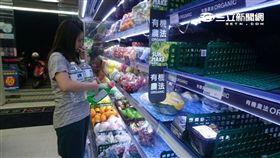 圖/三立新聞網,大賣場買菜,採買,買食材