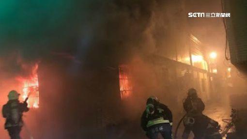 疑廚房起火噬民宅!2樓67歲婦人喪命