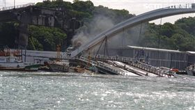 南方澳大橋 橋坍,颱風