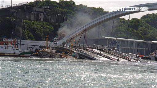 宜蘭,南方澳大,橋坍,颱風