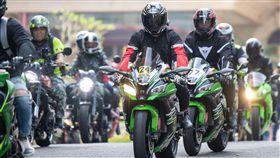 ▲2019 Kawasaki全國車主大會師(圖/Kawasaki提供)