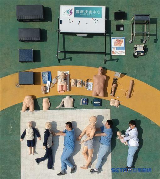童綜合醫院開箱。(圖/童綜合醫院提供)